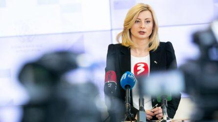 """Vidaus reikalų ministrė: ,,Siūlome steigti nacionalinį civilinės saugos centrą"""""""