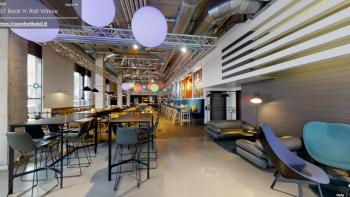 Kai ribojimai virsta galimybėmis: Vilniaus renginių erdvės atgimė 3D aplinkoje