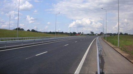 J. Narkevič: Keliui Vilnius–Utena rekonstruoti skirta 31,4 mln. eurų Europos Sąjungos investicijų