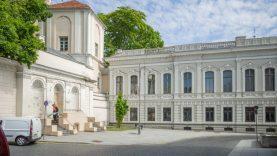 Vilnius nuo šiol turės Justino Marcinkevičiaus vardo skverą