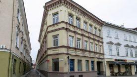 Sostinės centre įsikurs Vilniaus miesto muziejus