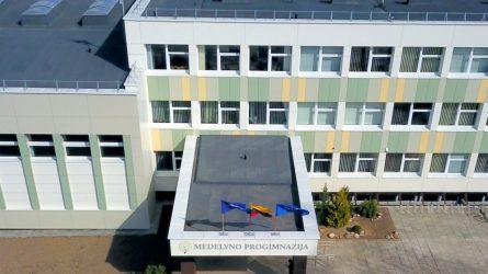 Šiaulių Medelyno progimnazija laukia rangovų