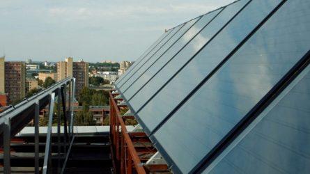 """""""Žaliosios"""" energijos šaltiniams daugiabučiuose – kompensacijos iš Klimato kaitos programos"""