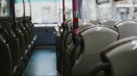 Atnaujinti reikalavimai, kaip saugiai organizuoti keleivių vežimą