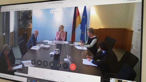 Lietuvos ir Vokietijos žemės ūkio ministrų dėmesys – žemės ūkio srities prioritetams
