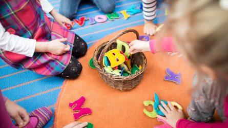 Ministras A. Monkevičius: rengiamės visuotiniam vaikų sugrįžimui į darželius