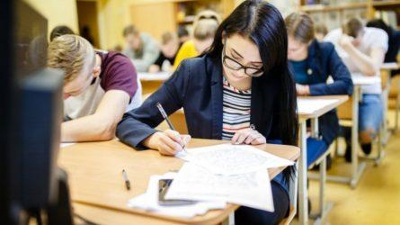 Nustatytos užsienio kalbos egzaminų stojantiems į užsienio universitetus organizavimo sąlygos