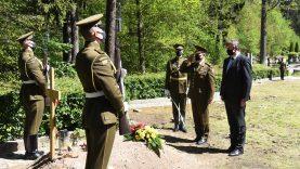 Minima Partizanų pagerbimo, kariuomenės ir visuomenės vienybės diena
