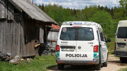 Ministrė R. Tamašunienė: žuvusio pareigūno šeimai bus suteikta visokeriopa pagalba