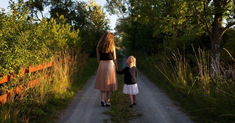 """Globėja tapusi daugiavaikė mama: """"Mums pasisekė labiau nei jai"""""""