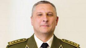Krašto apsaugos ministras teikia naujojo Lietuvos šaulių sąjungos vado kandidatūrą