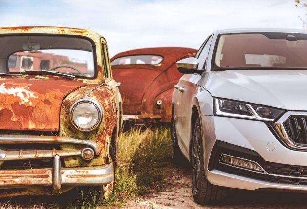 Auto Bild Lietuva testas su Škoda Octavia