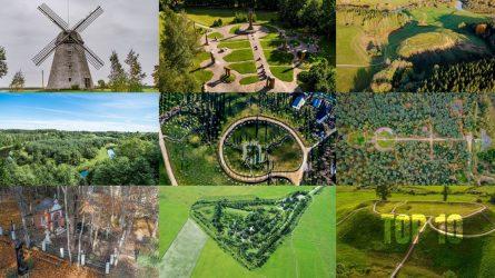Dešimt išskirtinių Kretingos rajono vietų poilsiui gamtoje
