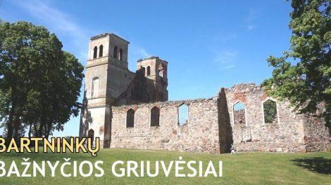 Pavyks išsaugoti unikalią ir sakralią erdvę – Bartninkų bažnyčios griuvėsius!