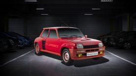 Renault 5 Turbo – 40 metų