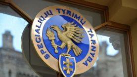 Sulaikytas Kelmės rajono savivaldybės meras