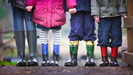 Prieš 100 metų ir dabar: kaip keitėsi vaiko padėtis Lietuvoje