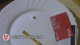 Klaipėdoje baigtas dar vienas tyrimas dėl disponavimo narkotinėmis medžiagomis ir savavaldžiavimo (video)
