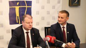 Bendruomenės, savivaldos ir Vyriausybės bendradarbiavimas užtikrina sėkmingą rezultatą