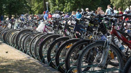 Per Alytaus gimtadienį dviračių take susitikime 13-ąjį kartą