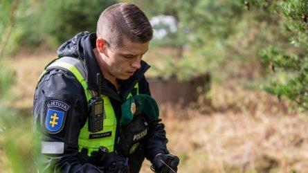 Stiprinama šarvinių liemenių ir kitų apsaugos priemonių kontrolė, pradedamas Telšių apskr. policijos auditas