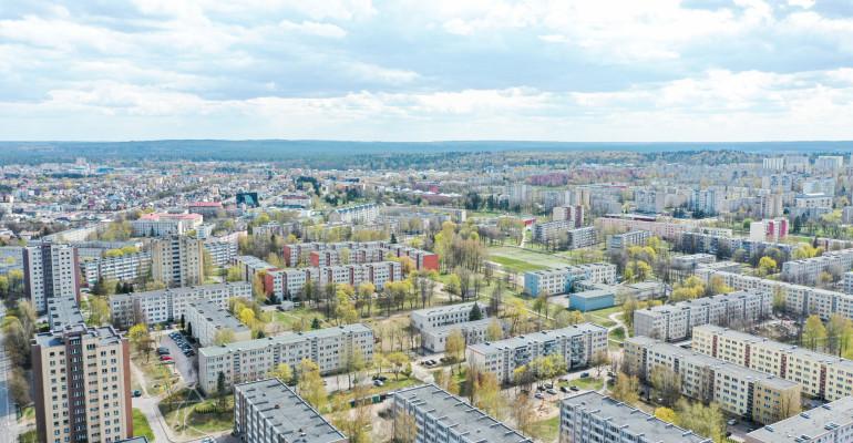 Keičiant Alytaus miesto bendrąjį planą pakoreguota gamtinio karkaso saugomo kraštovaizdžio struktūros dalis atveria naujas miesto galimybes