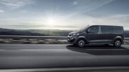 """""""Peugeot"""" pristato naują ekologiškų kelionių būdą – visiškai elektrinį """"e-Traveller"""""""