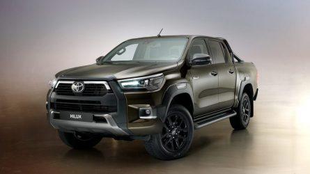 """Toyota"" pristato naująjį ""Hilux"""