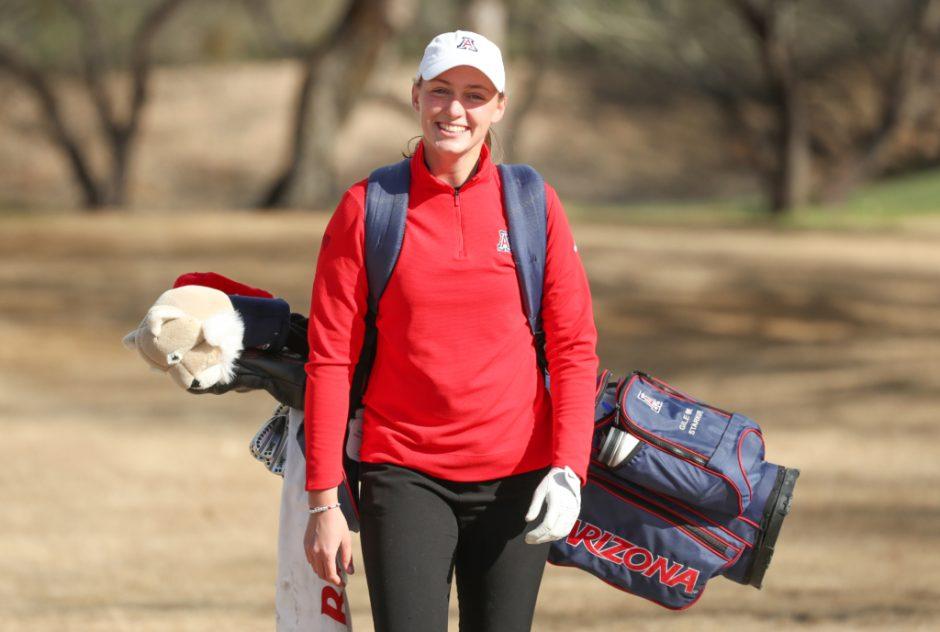Šalies golfo olimpinė viltis: Amerika lietuvei padėjo išsigryninti tikslus