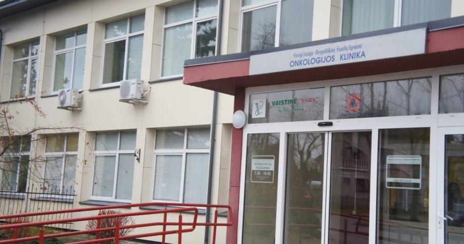 Respublikinėje Šiaulių ligoninėje karantino metu onkologiniai pacientai gydyti be ribojimų