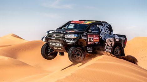 2021-ųjų Dakaras nuėmė paslapties skraistę