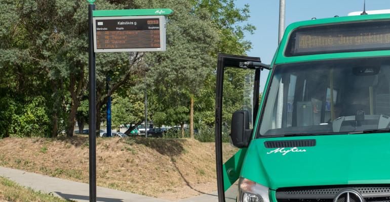 Nuo birželio vidurio atnaujinamas miesto autobusų eismas – važiuos pagal vasaros tvarkaraščius