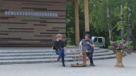 """Meras Joniškio krašto jaunimą pakvietė į renginį-diskusiją  """"Politika su džinsais"""""""