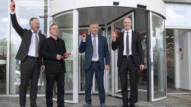 Oficialiai atidaryta Vilkaviškio autobusų stotis