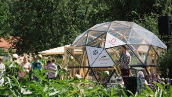 Vasaros skaitykla Bernardinų sode vėl džiugins vilniečius ir miesto svečius