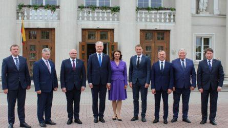 Prezidentūros darbo diena Šiaulių regione
