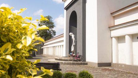 """Kaunas pristato naują ir gaivų """"Like Bike"""" maršrutą aplink Kauno fontanus"""