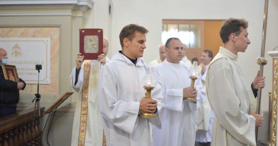 Birželio Marijos dienos malda Šiluvoje už kunigus bei kunigystės pašaukimus