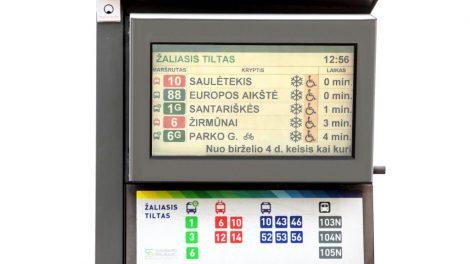Patogumas keleiviams – sostinėje šią vasarą kondicionuojama dar daugiau viešojo transporto