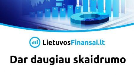 Atviri Lietuvos finansai: dar daugiau skaidrumo