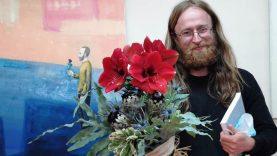 Andriaus Grigaliūno tapyba – dailės parodų pasiilgusiems alytiškiams