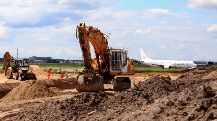 Šiaulių oro uosto ir LEZ projektai įtraukti į Ateities ekonomikos DNR planą!