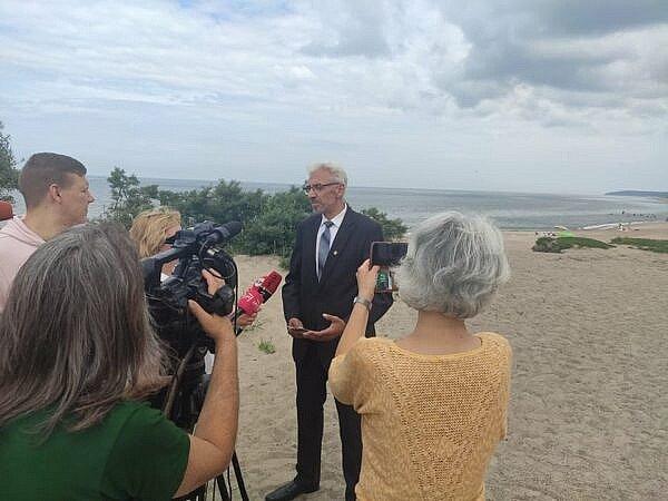 Pažinimo kelias Lietuvos pajūrio regione
