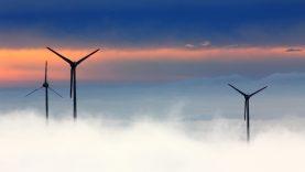 Vyriausybė nusprendė dėl teritorijos Baltijos jūroje, kur bus statomos vėjo elektrinės