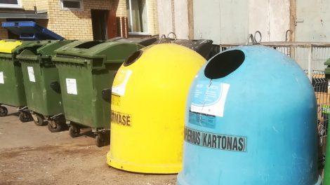 Šiaulių regiono atliekų tvarkymo centro likimas - dviejų ministerijų rankose