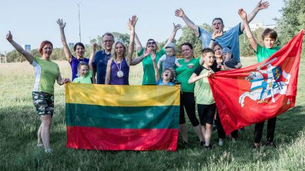Virtualiame Olimpinės dienos bėgime dalyvavo lietuviai iš 31 pasaulio valstybės