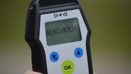 Šiaulių pareigūnai apgailestauja dėl savo kolegos elgesio