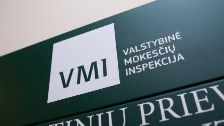 57 tūkst. gyventojų – VMI priminimai pateikti deklaracijas dėl per   didelio pritaikyto NPD