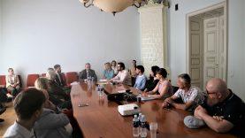 Į pirmąjį posėdį susirinko naujoji Medijų taryba