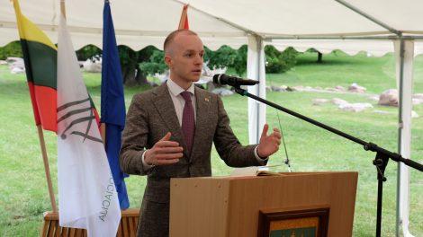 T. Tamulevičius: mūsų tikslas – savarankiški ir stiprūs regionai